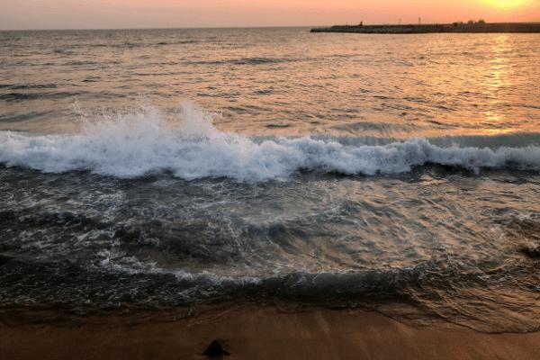 Les bienfaits de l'eau de mer sur notre corps !