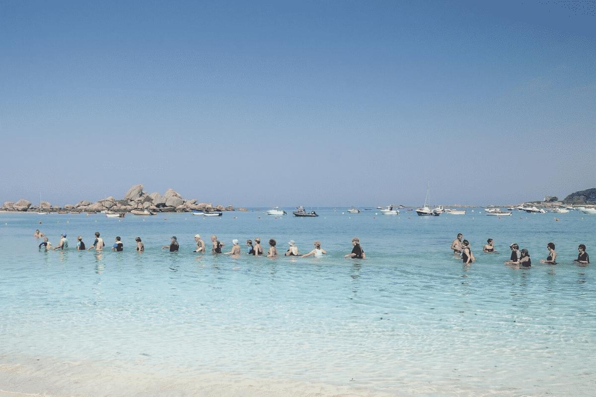 Le longe-côte : Une thalasso gratuite?