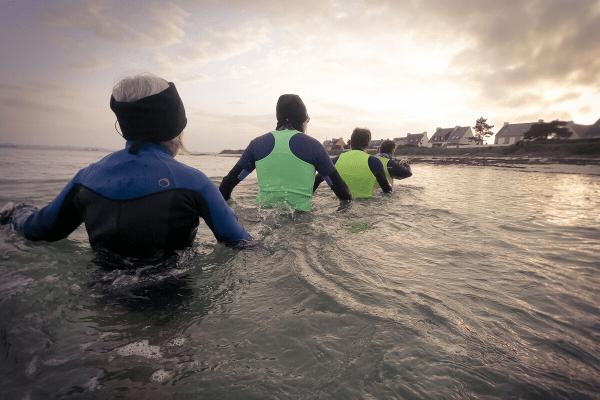 Le longe-côte: Origines et pratiques d'une activité unique !