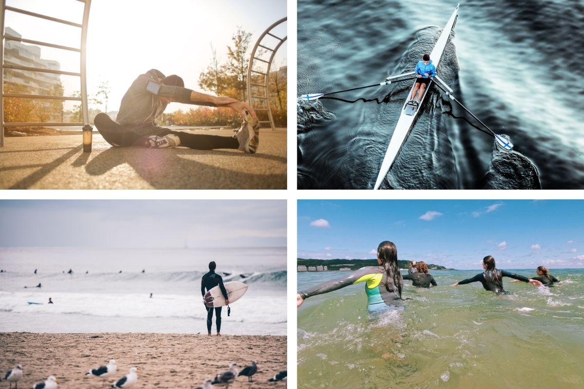 Comment améliorer ses performances sportives grâce au longe-côte ?