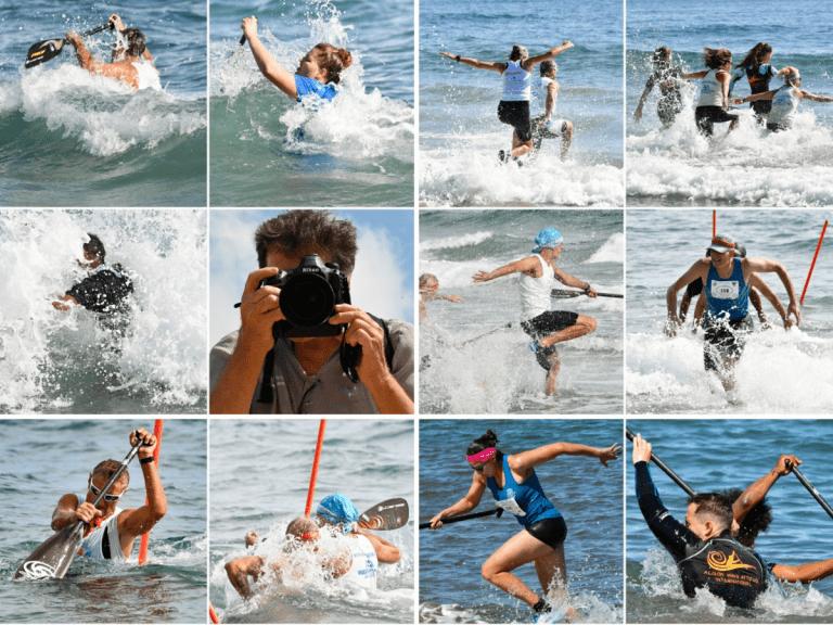 Qui est Yves Béguier le reporter photo officiel de l'International Aqua Walking ?