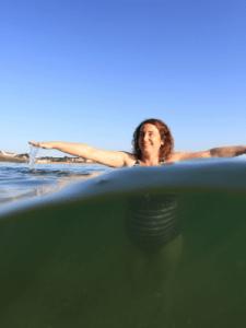 marche aquatique et grossesse