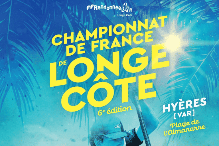 Read more about the article Programme des compétitions de longe-côte 2021